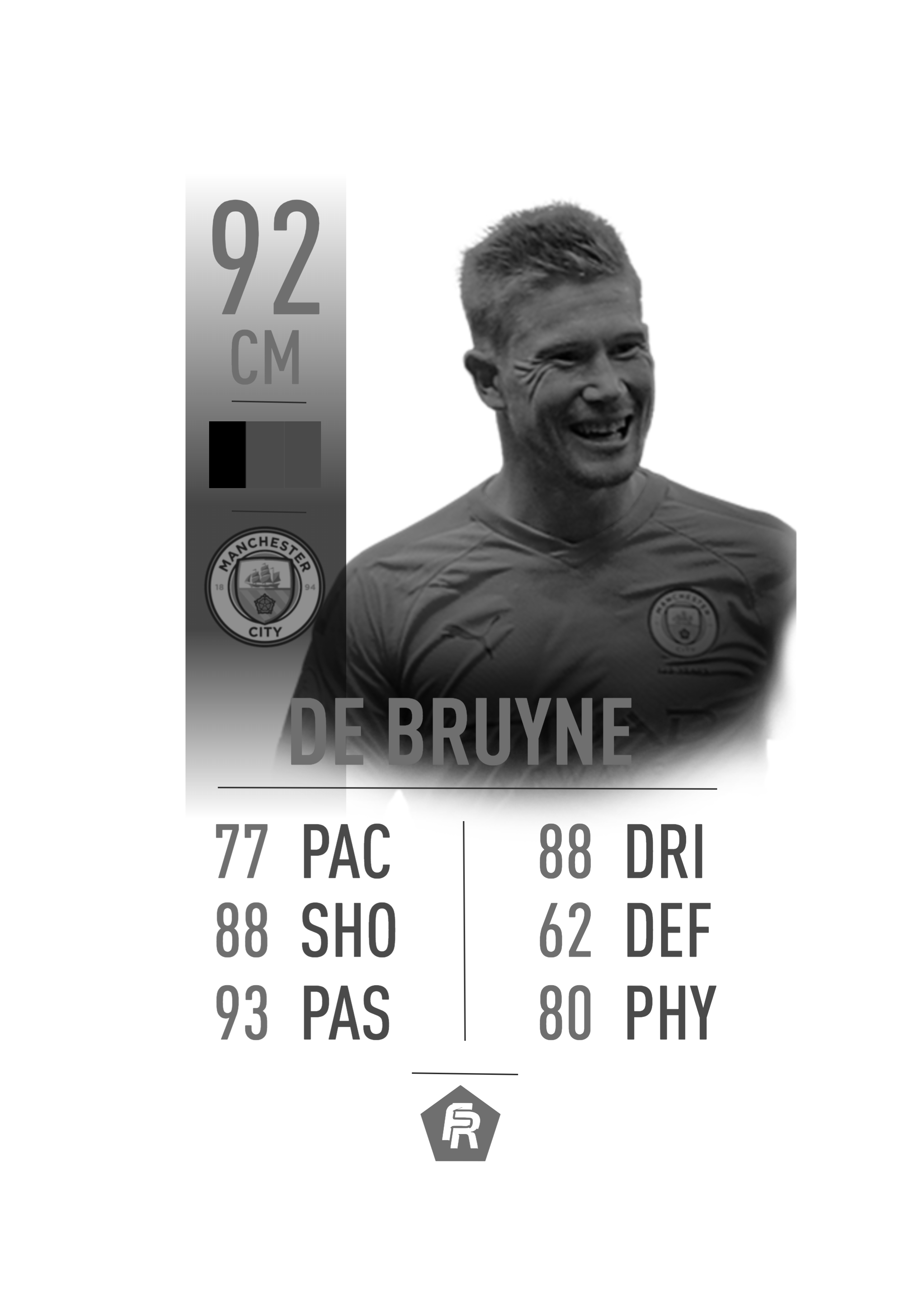 fifa 20 card design blank