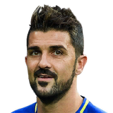 David Villa FIFA 18 World Cup Promo