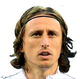Modrić FIFA 18 World Cup Promo