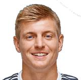 Kroos FIFA 18 World Cup Promo