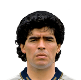 Maradona FIFA 18 World Cup Promo Icon