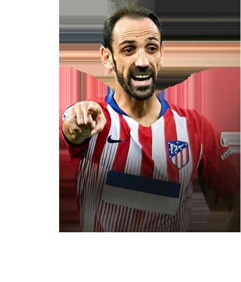 Juanfran FIFA 19 FUT Champions Gold