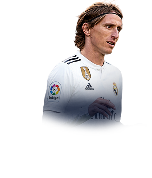 MODRIĆ FIFA 19 Team of the Year