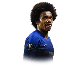 WILLIAN FIFA 19 Europa League TOTT