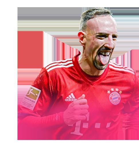 RIBÉRY FIFA 19 Squad Builder Premium