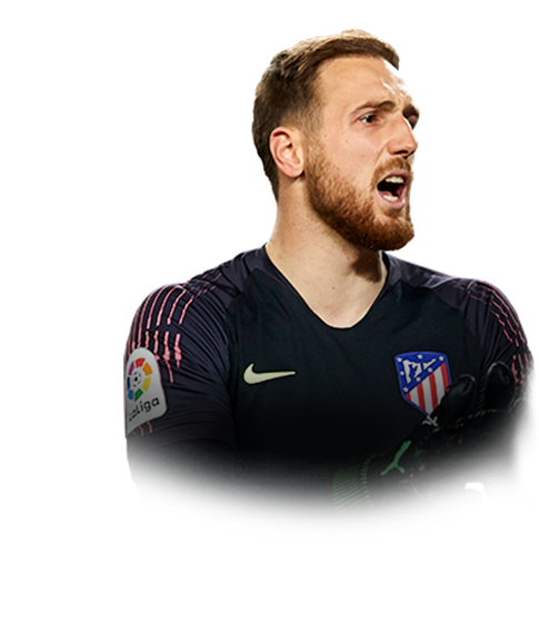 OBLAK FIFA 19 Team of the Week Gold