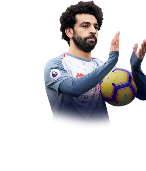 Salah FIFA 19 FUT Champions Gold
