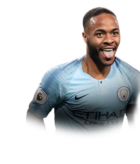 STERLING FIFA 19 Team of the Week Gold