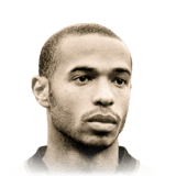 HENRY FIFA 19 Icon / Legend
