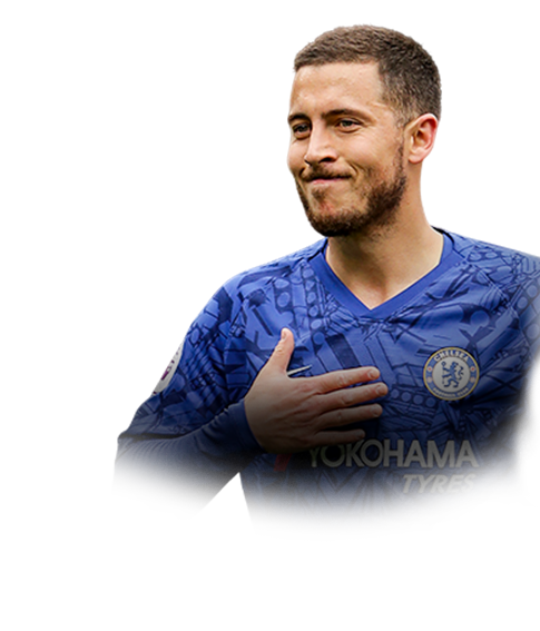 HAZARD FIFA 19 Team of the Week Gold