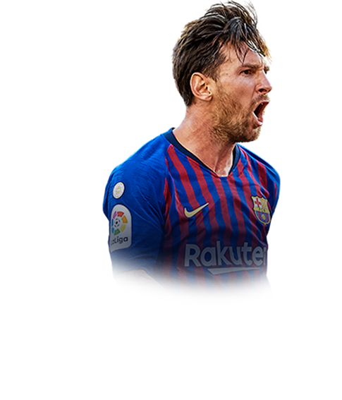 MESSI FIFA 19 Team of the Year