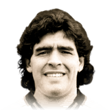 MARADONA FIFA 19 Icon / Legend