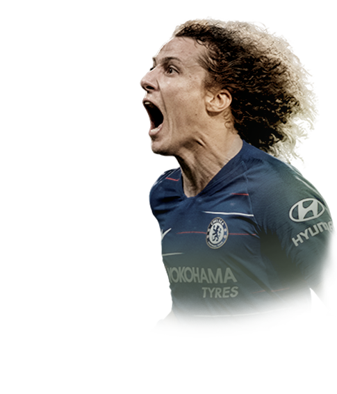 DAVID LUIZ FIFA 19 Flashback SBC