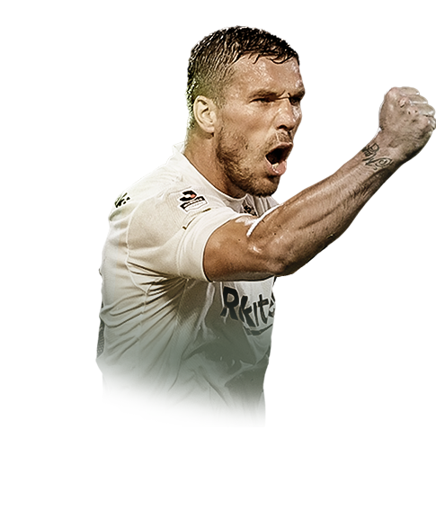 PODOLSKI FIFA 19 Flashback SBC