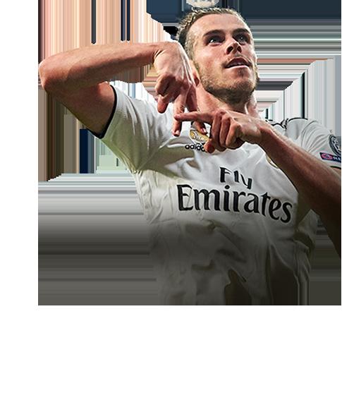 BALE FIFA 19 Champions League TOTT