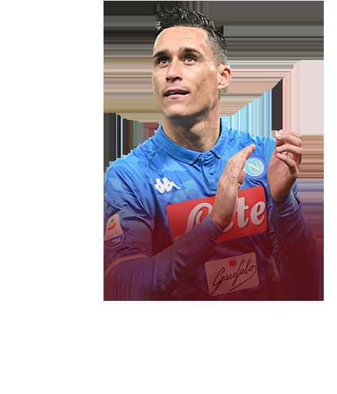 José Callejón FIFA 19 FUTmas