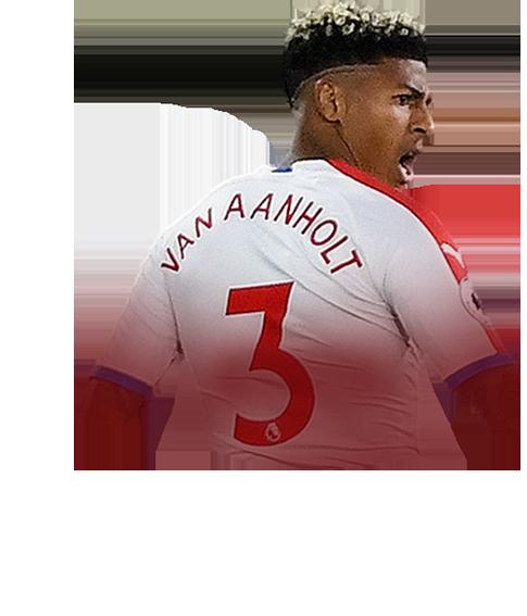 van Aanholt FIFA 19 FUTmas