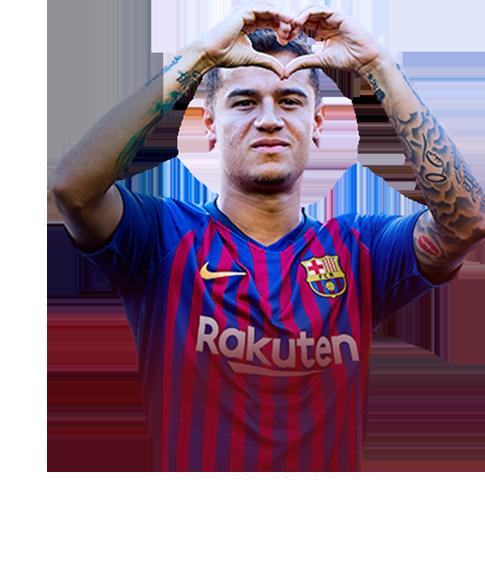 Coutinho FIFA 19 FUTmas