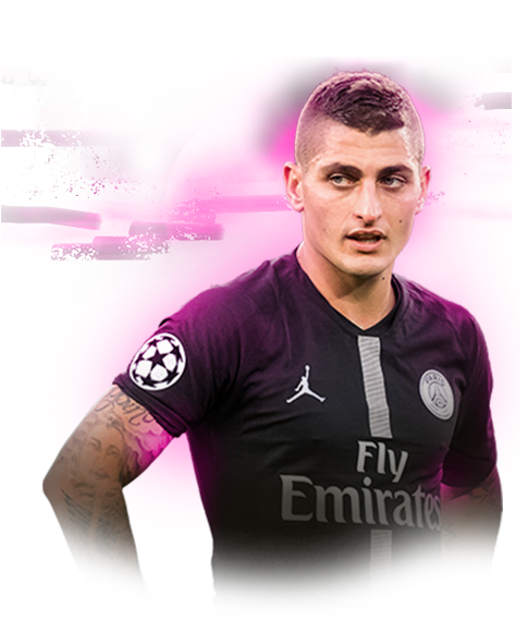 Verratti FIFA 19 Ultimate Scream
