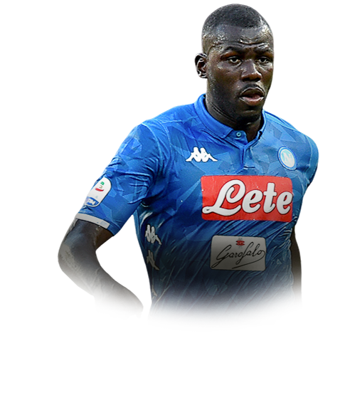 KOULIBALY FIFA 19 Team of the Week Gold