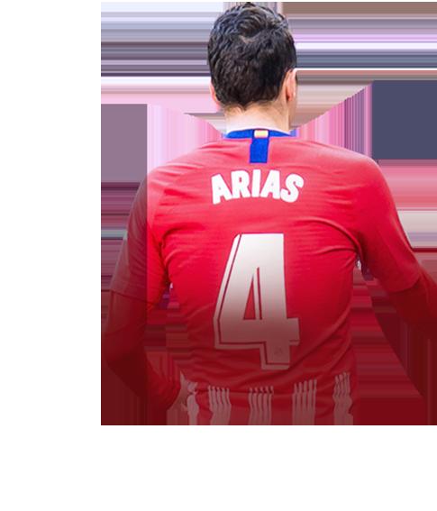 Arias FIFA 19 FUTmas