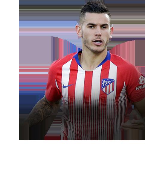 Lucas Hernández 85 CB