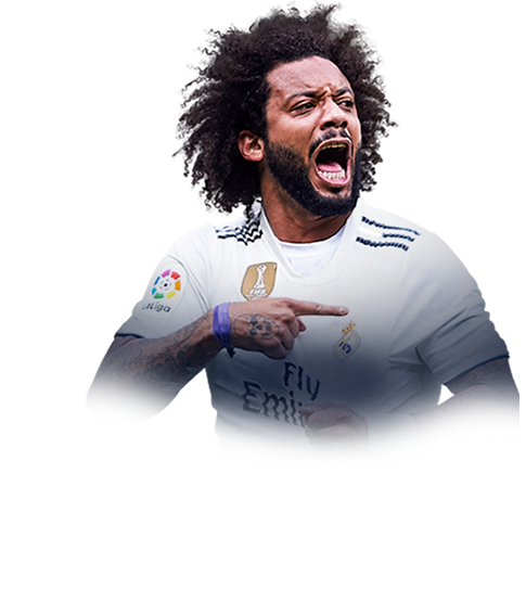 MARCELO FIFA 19 Team of the Year