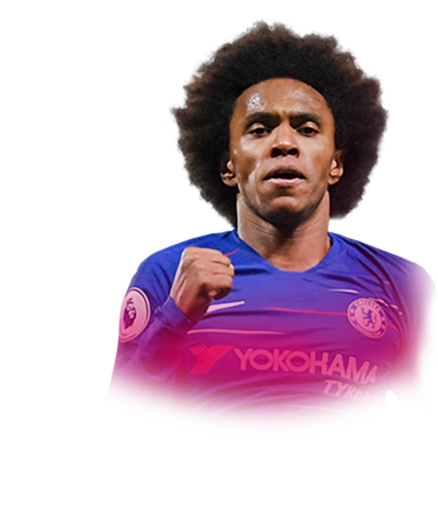 Willian FIFA 19 FUT Birthday
