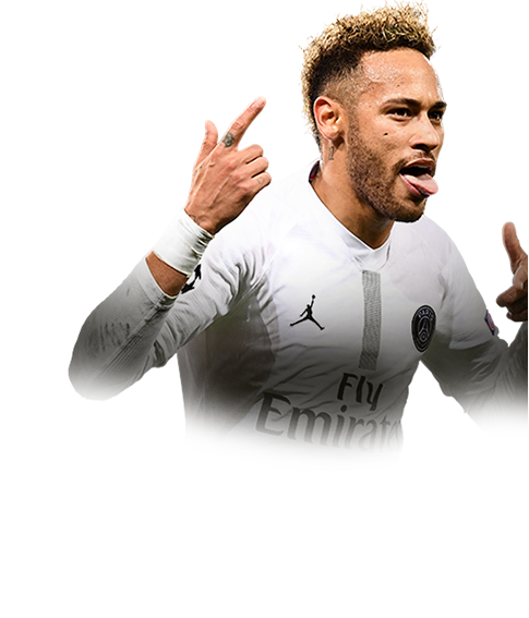 NEYMAR JR FIFA 19 Champions League TOTT