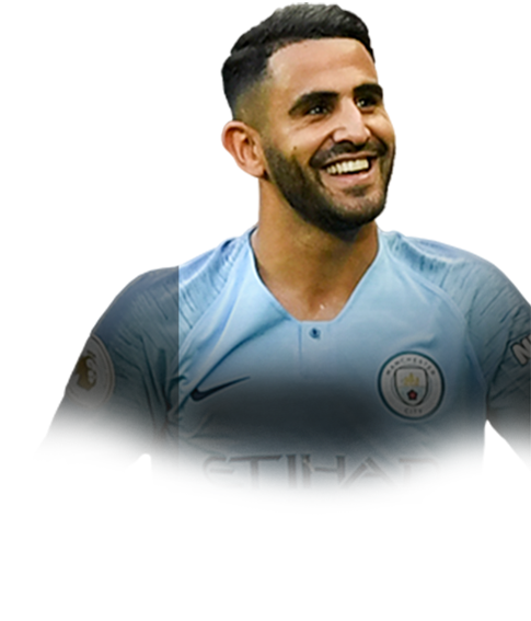 MAHREZ FIFA 19 Team of the Week Gold