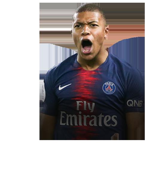 Mbappé FIFA 19 FUT Champions Gold
