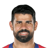 Diego Costa FIFA 19 Champions League Rare