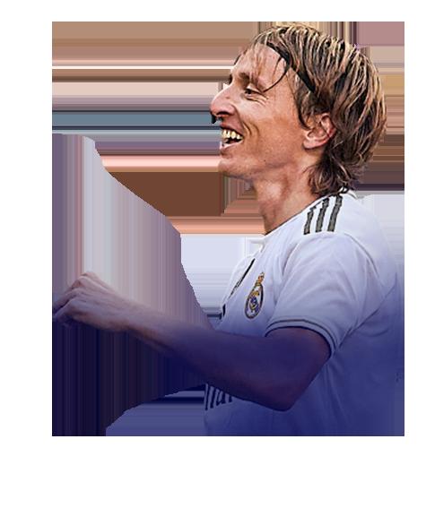 MODRIĆ FIFA 20 TOTY Nominees