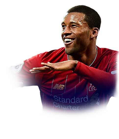 WIJNALDUM FIFA 20 TOTY Nominees