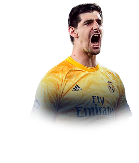 COURTOIS FIFA 20 TOTS So Far
