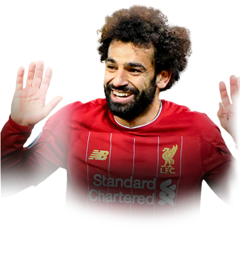 SALAH FIFA 20 Team of the Week Gold