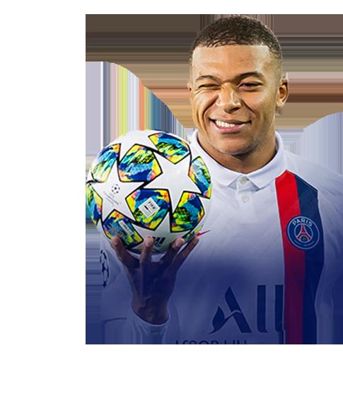 MBAPPÉ FIFA 20 Champions League TOTT