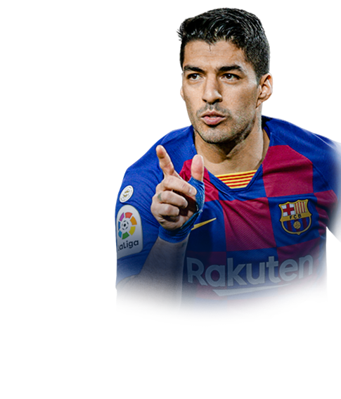 SUÁREZ FIFA 20 Team of the Season Gold