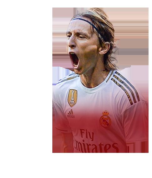 MODRIĆ FIFA 20 FUTmas