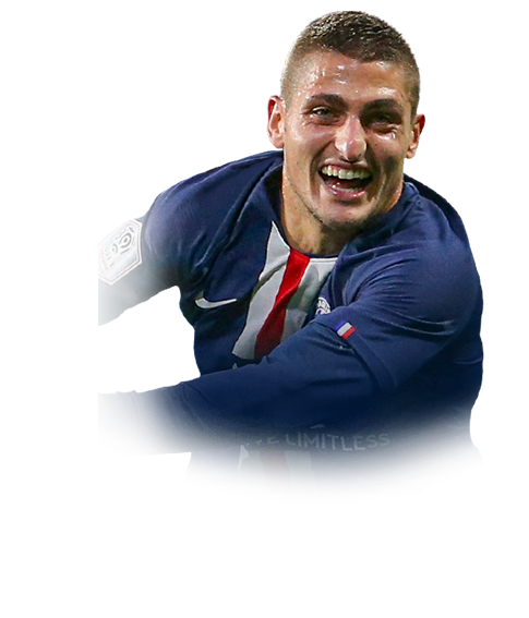 VERRATTI FIFA 20 TOTS So Far