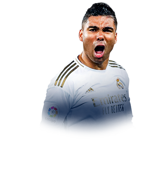 CASEMIRO FIFA 20 TOTS So Far