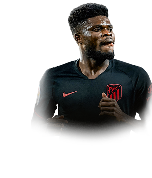 PARTEY FIFA 20 Team of the Week Gold