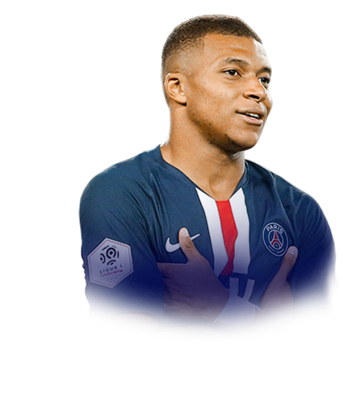 MBAPPÉ FIFA 20 TOTY Nominees