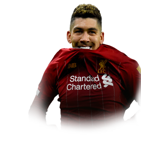 FIRMINO FIFA 20 Team of the Week Gold
