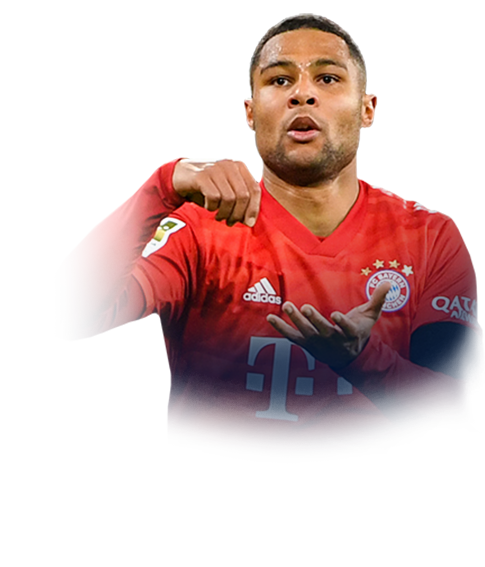 GNABRY FIFA 20 TOTS So Far