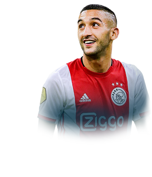 ZIYECH FIFA 20 Player Moments