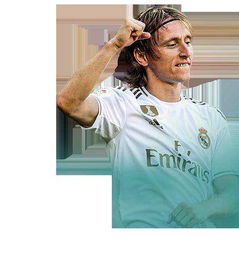MODRIĆ FIFA 20 Flashback SBC