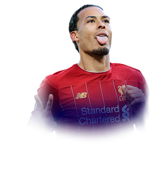 VAN DIJK FIFA 20 Team of the Year