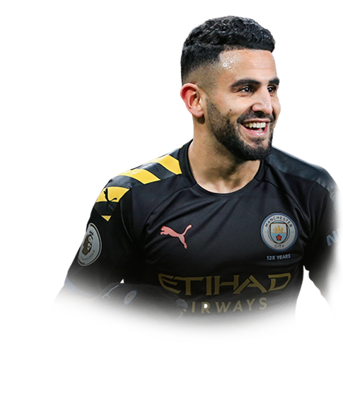 MAHREZ FIFA 20 Team of the Week Gold