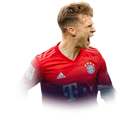 KIMMICH FIFA 20 TOTS So Far